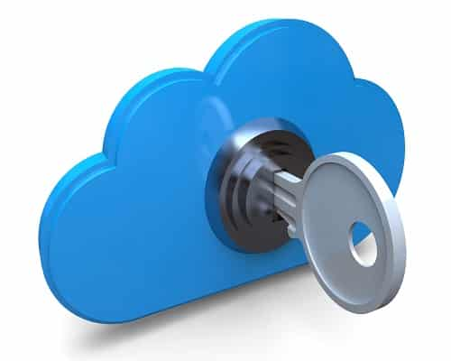 CLOUD STORAGE - 3D